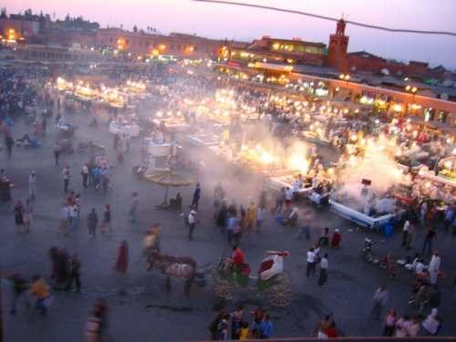 jamaa lafna (marrakech)
