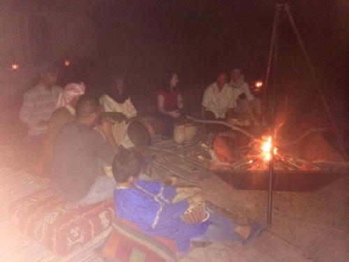 Mood at Desert Luxury Camp