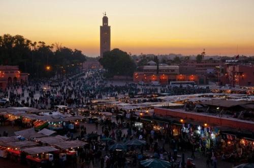 Djema El Fna Square