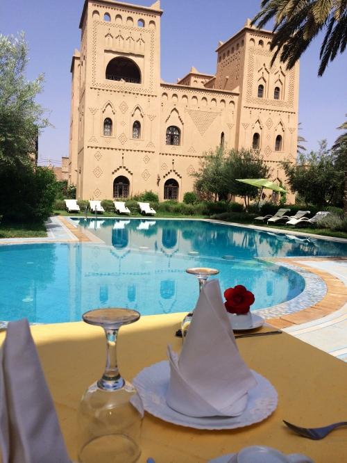 Ksar in Morocco